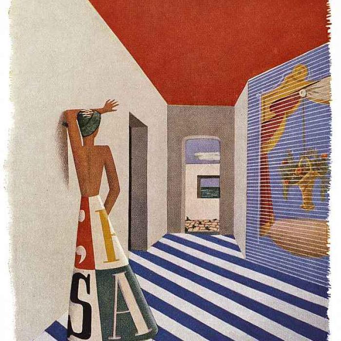 Gio Ponti Musée des Arts Décoratifs de Paris MAD