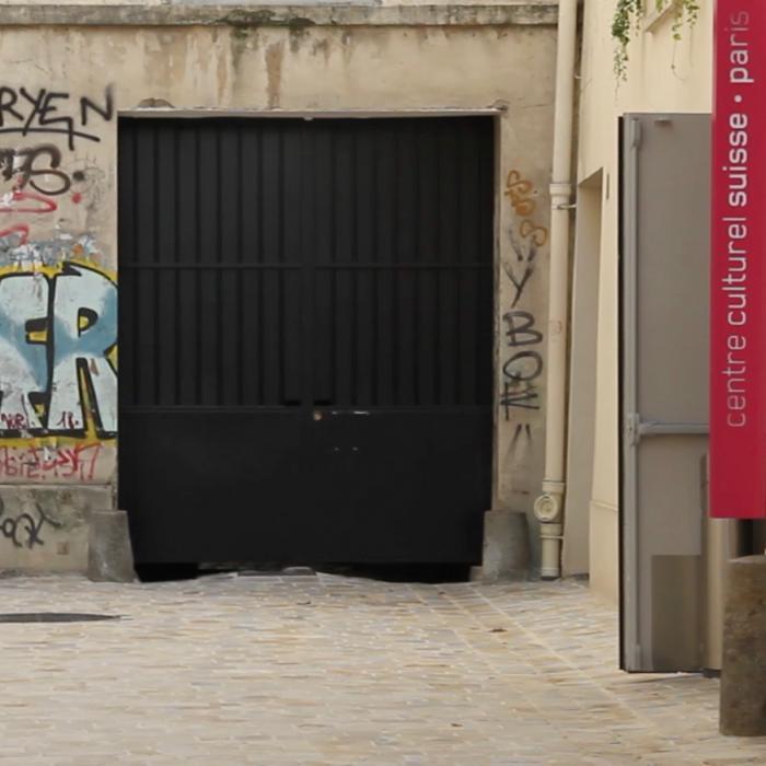 Le Centre culturel suisse Paris