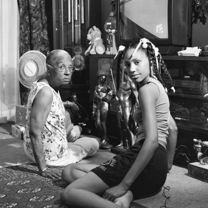 The Notion Of Family (2001-2014), ©LaToya Ruby Frazier