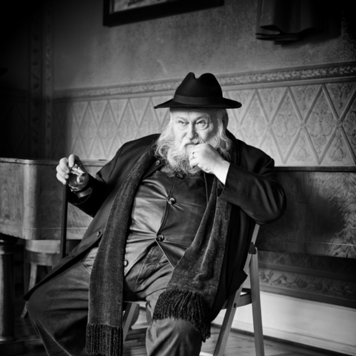 Hermann Nitsch ©Thomas Kolassa