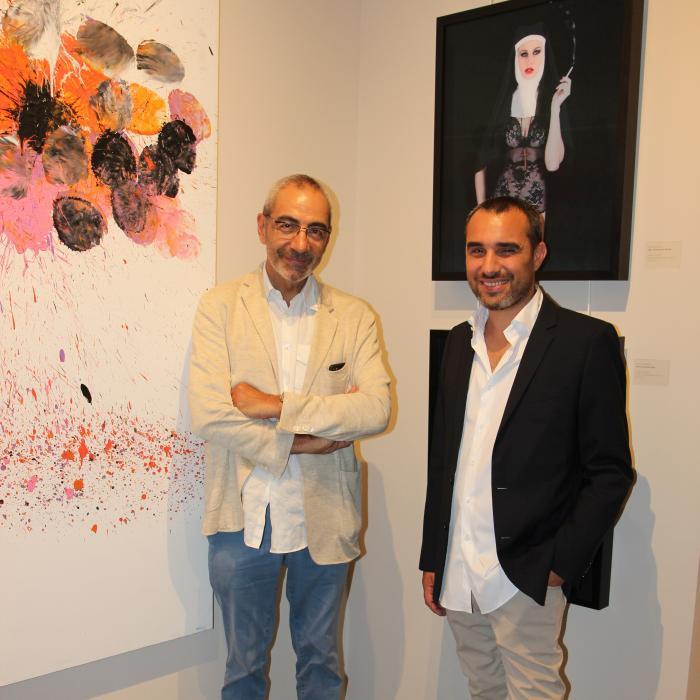 François et Gregory Chabanian